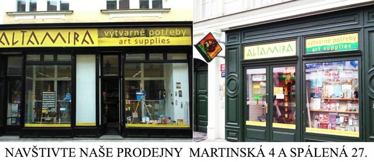 Výtvarné potřeby brno česká